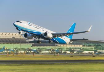 B-7177 - Xiamen Airlines Boeing 737-800