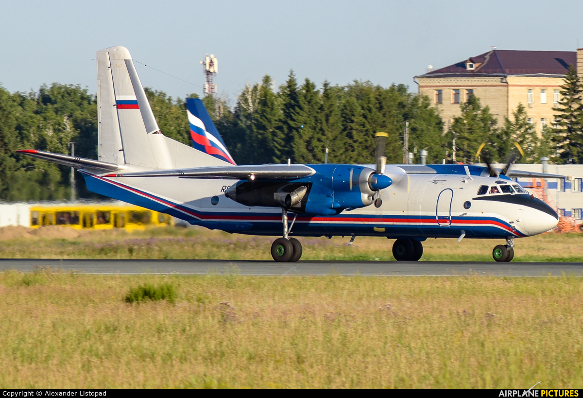 Russia - Ministry of Internal Affairs RF-56301 aircraft at Novosibirsk
