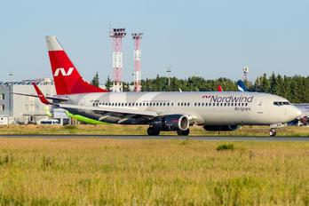VP-BSK - Nordwind Airlines Boeing 737-800