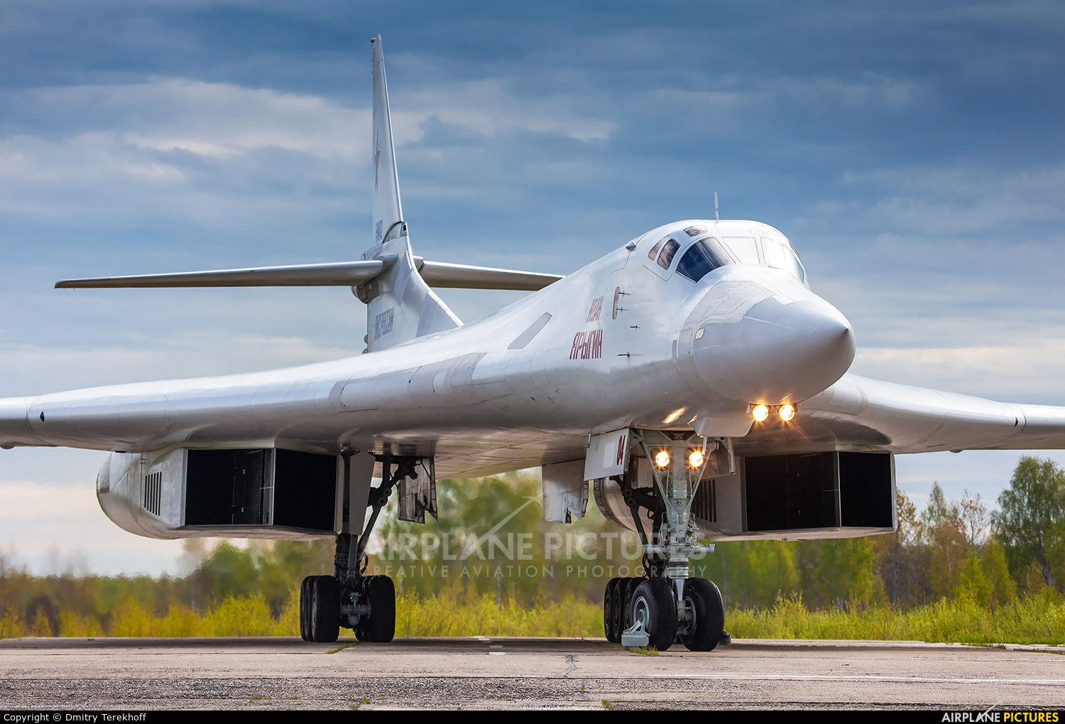 Russia - Air Force RF-94112 aircraft at Undisclosed Location