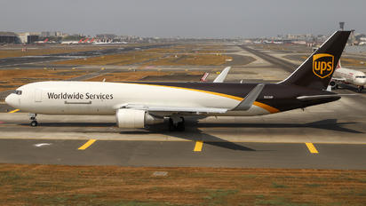 N320UP - UPS - United Parcel Service Boeing 767-300F
