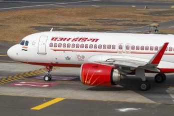 VT-CIQ - Air India Airbus A320 NEO