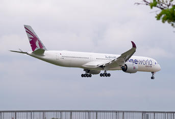 A7-ANE - Qatar Airways Airbus A350-1000