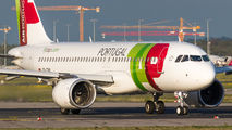 CS-TVB - TAP Portugal Airbus A320 NEO aircraft