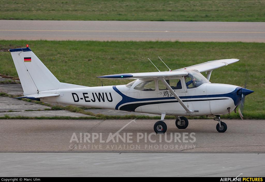 Private D-EJWU aircraft at Friedrichshafen