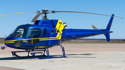 C-FMBS - Private Aerospatiale AS350 Ecureuil/AStar