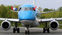 PH-EXJ - KLM Cityhopper Embraer ERJ-175 (170-200) aircraft