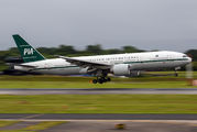 AP-BMG - PIA - Pakistan International Airlines Boeing 777-200ER aircraft