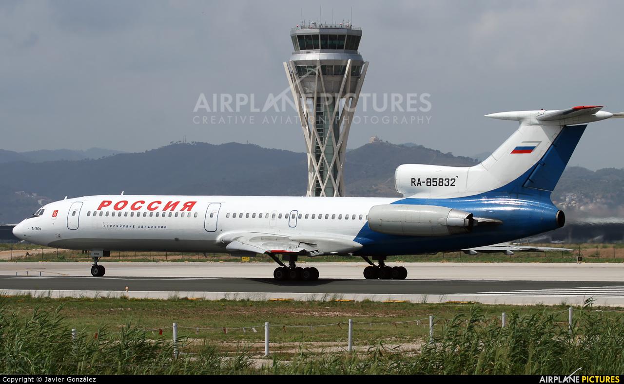 Rossiya RA-85832 aircraft at Barcelona - El Prat