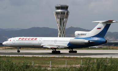 RA-85832 - Rossiya Tupolev Tu-154M