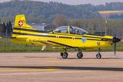C-409 - Switzerland - Air Force Pilatus PC-9 aircraft