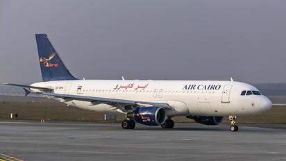 SU-BPW - Air Cairo Airbus A320