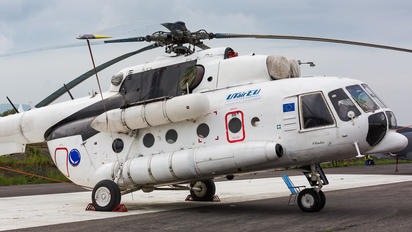 OM-AVA - UTair Europe Mil Mi-8MTV-1