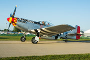 NL451MG - Private North American P-51D Mustang aircraft