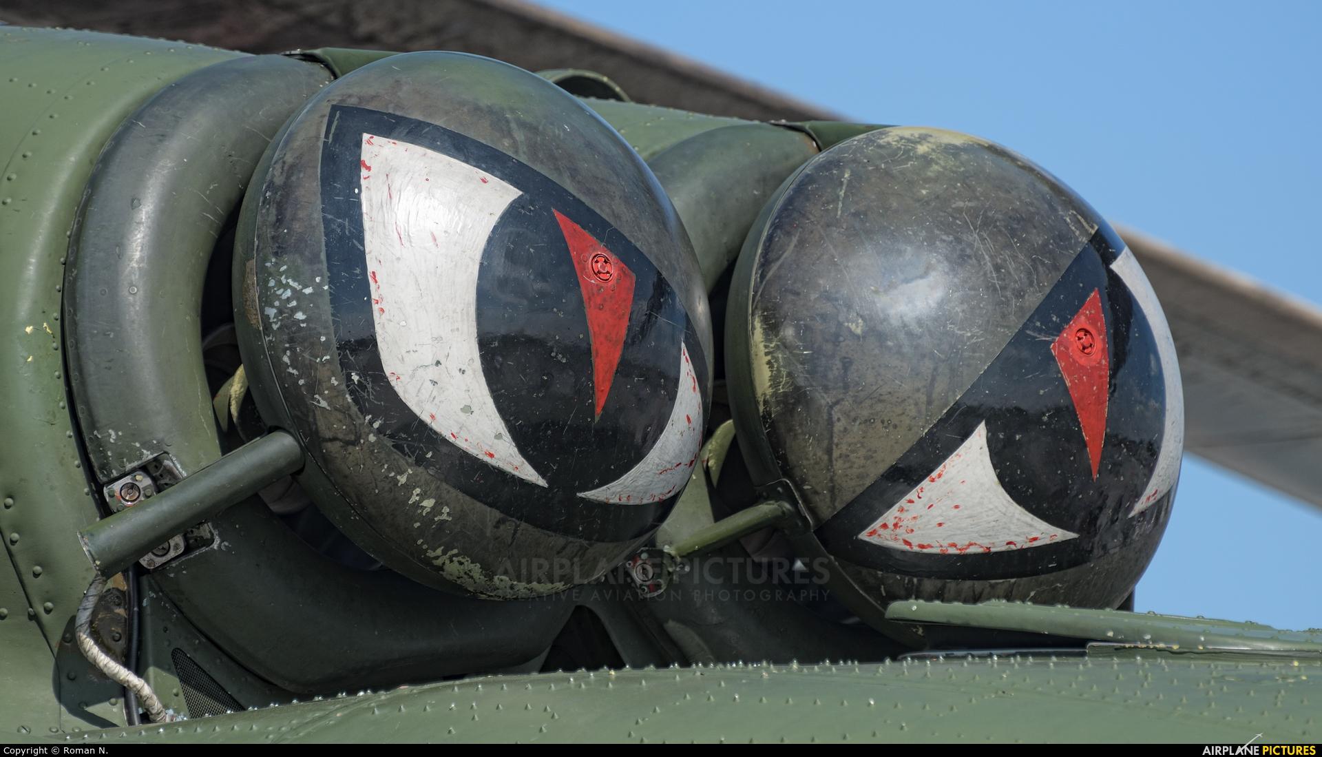 Poland - Army 6112 aircraft at Powidz