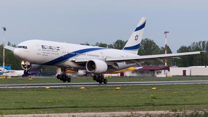 4X-ECF - El Al Israel Airlines Boeing 777-200ER