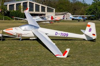 D-1109 - Private Glasflugel H-201 Standard Libelle