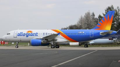 EC-JSK - Allegiant Air Airbus A320