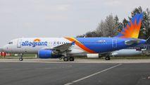 EC-JSK - Allegiant Air Airbus A320 aircraft