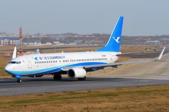 B-6849 - Xiamen Airlines Boeing 737-800