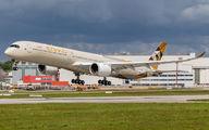A6-XWB - Etihad Airways Airbus A350-1000 aircraft