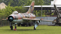 5617 - Czechoslovak - Air Force Sukhoi Su-7BM aircraft