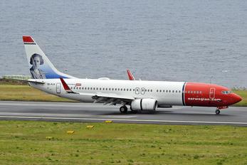 EI-FJY - Norwegian Air International Boeing 737-800