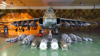 1007 - Slovakia -  Air Force Sukhoi Su-25K