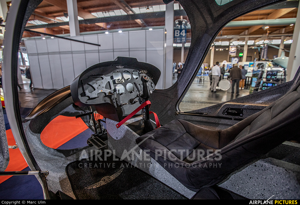 Trendak Aviation SP-XTRE aircraft at Friedrichshafen
