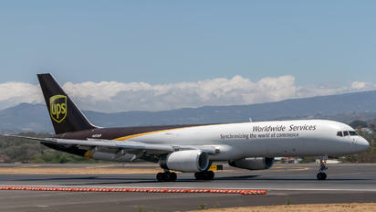 N452UP - UPS - United Parcel Service Boeing 757-200F