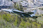 169654 - USA - Navy McDonnell Douglas F/A-18F Super Hornet aircraft