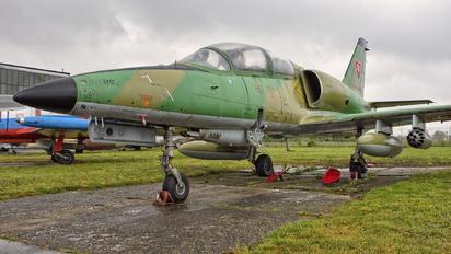 1725 - Slovakia -  Air Force Aero L-39ZA Albatros