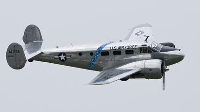 OK-BSC - Private Beechcraft C-45H Expeditor
