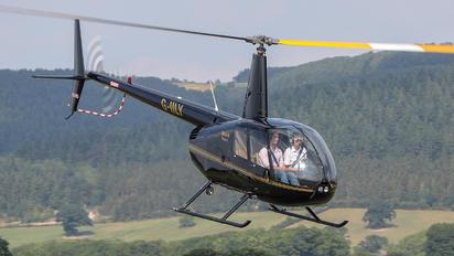 G-IILY - Private Robinson R44 Astro / Raven