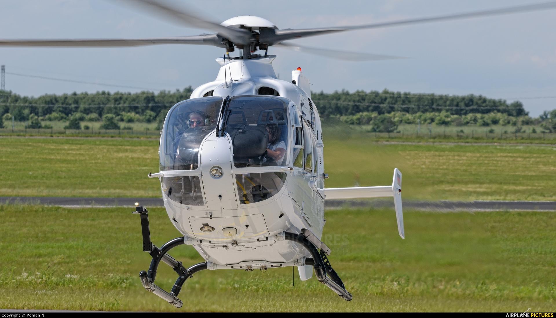 HTM - Helicopter Travel Munich D-HEOY aircraft at Berlin - Schönefeld