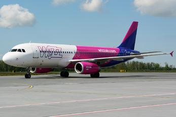 HA-LWI - Wizz Air Airbus A320
