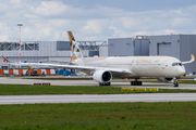 A6-XWB - Etihad Airways Airbus A350-1000 aircraft