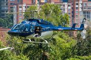 HK-4810 - Private Bell 206L Longranger aircraft