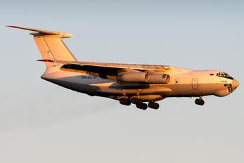 EW-383TH - Ruby Star Air Enterprise Ilyushin Il-76 (all models)