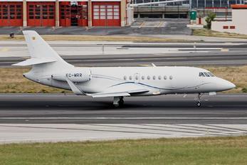 EC-MRR - Gestair Dassault Falcon 2000LX