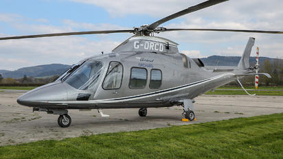 G-ORCD - Private Agusta Westland AW109 S