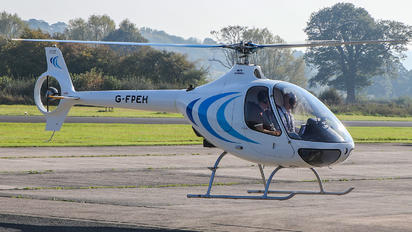 G-FPEH - Private Guimbal Hélicoptères Cabri G2