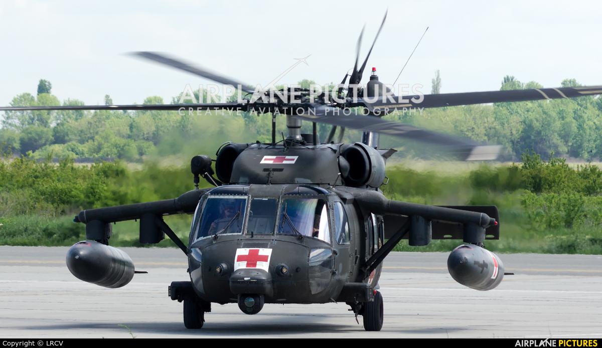 USA - Army 20162 aircraft at Craiova
