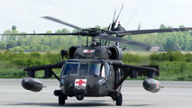 20162 - USA - Army Sikorsky UH-60M Black Hawk aircraft
