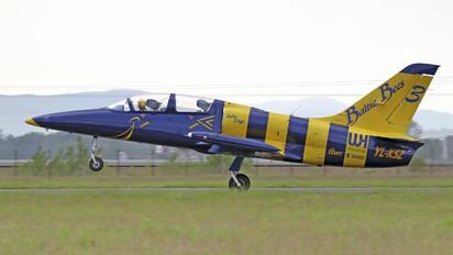 YL-KSZ - Baltic Bees Jet Team Aero L-39C Albatros