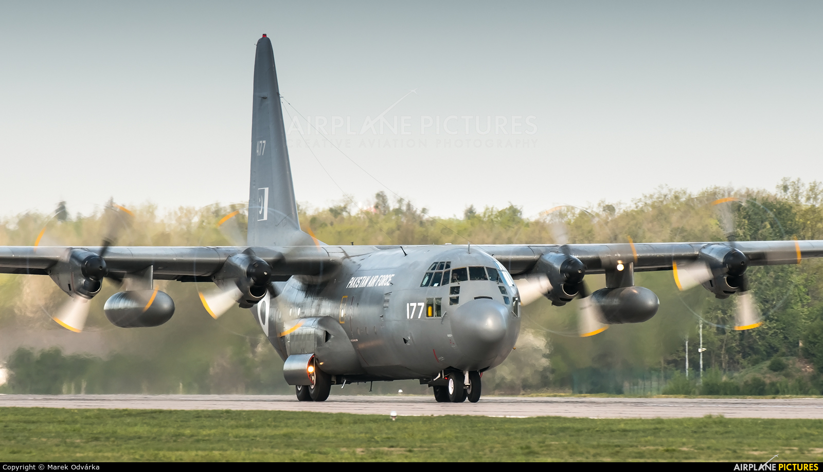 Pakistan - Air Force 4177 aircraft at Pardubice