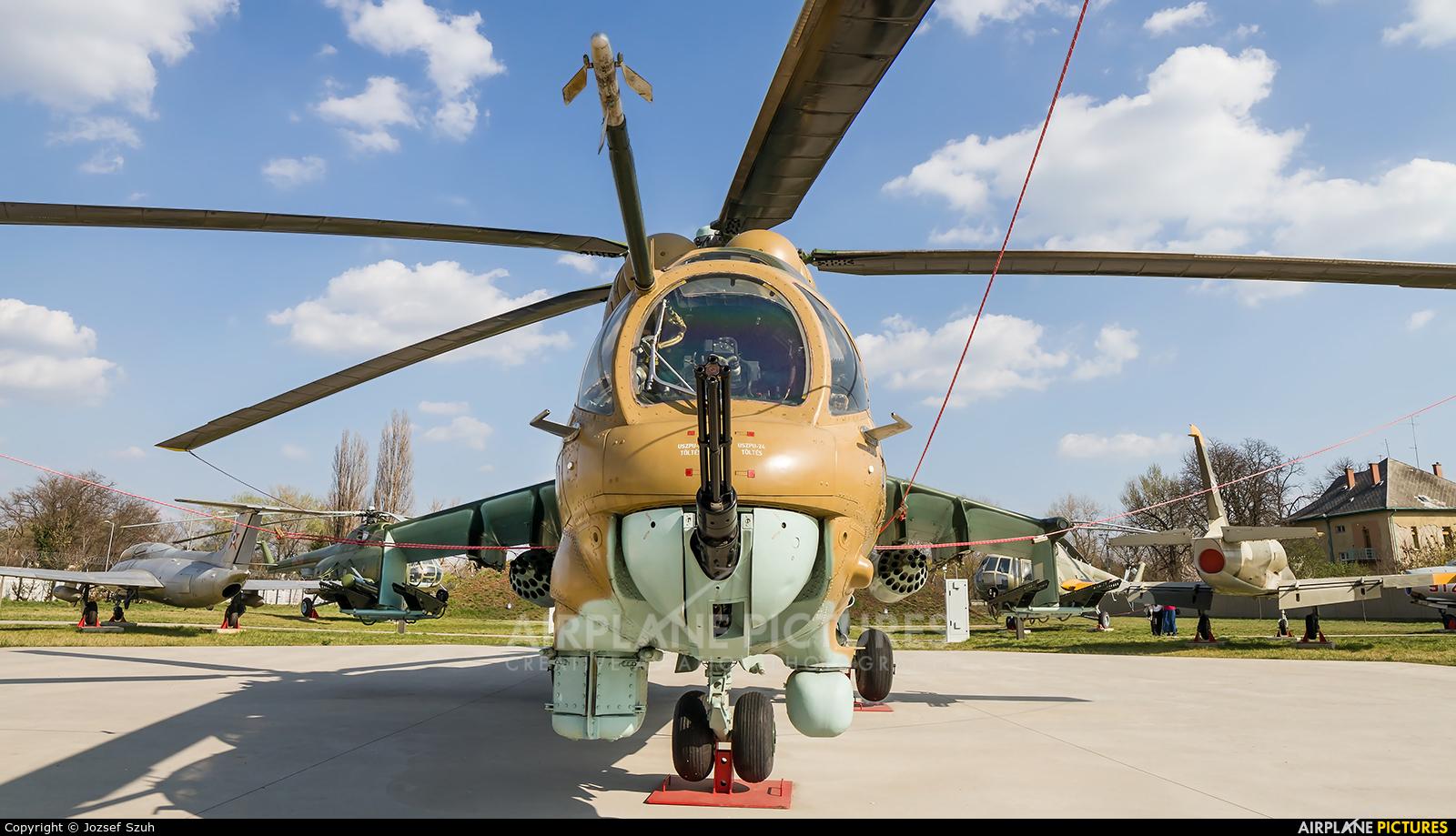 Hungary - Air Force 114 aircraft at Off Airport - Hungary