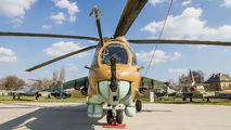 114 - Hungary - Air Force Mil Mi-24D aircraft
