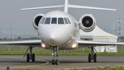 F-RAFD - France - Air Force Dassault Falcon 2000 DX, EX