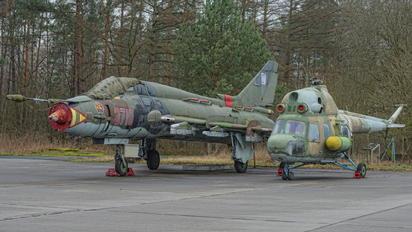 3710 - Poland - Air Force Sukhoi Su-22M-4